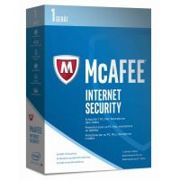 McAfee 2017 Internet Security 1 Device (Code in a Box)