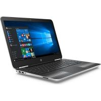 HP Pavilion 14-al102ng Notebook silber i5-7200U SSD Full HD GF 940MX Windows 10