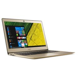 Acer Swift 3 SF314-51-73EM Notebook gold i7-6500U SSD matt Full HD Windows 10 Bild0