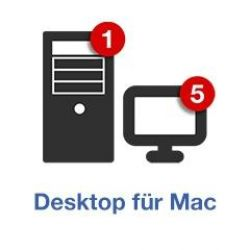 Retrospect Desktop v13 int. Mac (5Cl) ESD Bild0