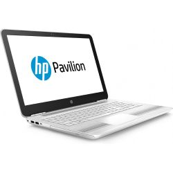HP Pavilion 15-au106ng Notebook weiss i5-7200U SSD Full HD GF 940MX Windows 10 Bild0