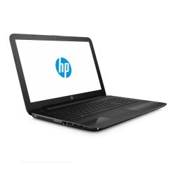 HP 15-ba028ng Notebook schwarz Quad Core A6-7310 HD ohne Windows Bild0
