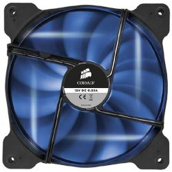Corsair Air Series SP140 LED Blue Lüfter 140x140x25mm Bild0