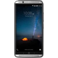 ZTE Axon 7 grey Dual-SIM Android Smartphone