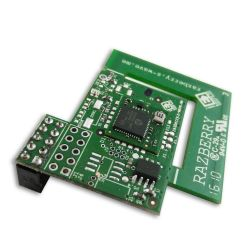 RaZberry2 Z-Wave Plus Modul für den Raspberry Pi EU Version Bild0