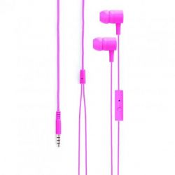 xqisit Stereo Headset iE H20 pink Bild0