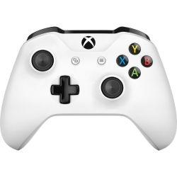 Microsoft Xbox One Wireless Controller weiß Bild0