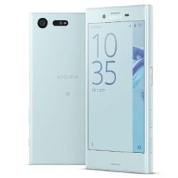 Sony Xperia XCompact mist blue Android Smartphone Bild0