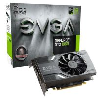EVGA GeForce GTX 1060 Gaming ACX 2.0 6GB GDDR5 DVI/HDMI/3xDP Grafikkarte