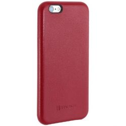 StilGut Premium Backcover für Apple iPhone 7 rot Bild0