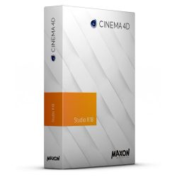 Maxon Cinema 4D R18 Studio Lizenz Upgrade from C4D Broadcast R16 to Studio R18 Bild0