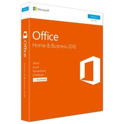 Microsoft Office Home & Business 2016 1PC PKC (P2) englisch Bild0