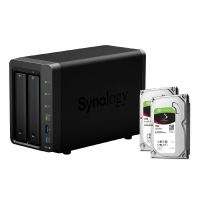 Synology DS716+II NAS System 2-Bay 2TB inkl. 2x 1TB Seagate ST1000VN002