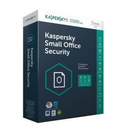 Kaspersky Small Office Security V5.0 Base 5User + 1Dateiserver Bild0