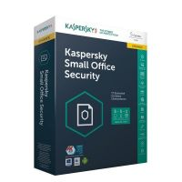 Kaspersky Small Office Security V5.0 Base Update 5User + 1Dateiserver