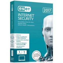 ESET Internet Security 2017 Edition 1 User (Minibox) Bild0