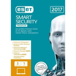 ESET Smart Security Premium 2017 Edition 3 User (FFP) Bild0