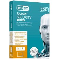 ESET Smart Security Premium 2017 Edition 3 User (Minibox)