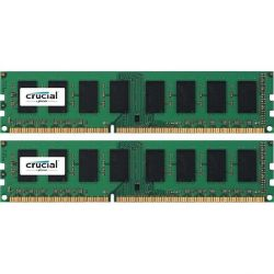 8GB (2x4GB) Crucial DDR3L-1600 CL11 RAM Single Rank Speicher Kit Bild0