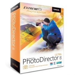 CyberLink PhotoDirector 8 Ultra (Minibox) Bild0