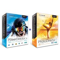 CyberLink Power Pack (PowerDirector 14 Ultra + PhotoDirector 7 Ultra) (Minibox)