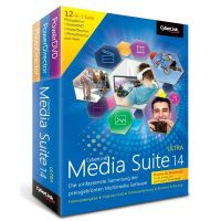 CyberLink Media Suite 14 Ultra Home & Business (Minibox)