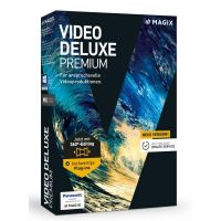 MAGIX Video deluxe Premium 2017 (Minibox)