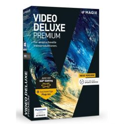 MAGIX Video deluxe Premium 2017 (Minibox) Bild0