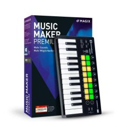 MAGIX Music Maker Performer 2017 (Minibox) Bild0