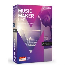 MAGIX Music Maker Live 2017 (Minibox) Bild0