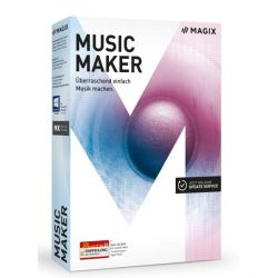 MAGIX Music Maker 2017 (Minibox) Bild0