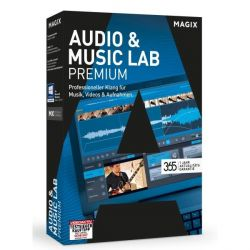 MAGIX Audio & Music Lab Premium (Minibox) Bild0