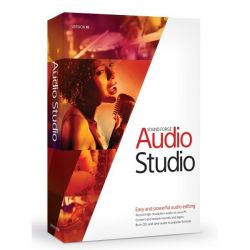SONY Sound Forge Audio Studio 10 - Release 2016 (Minibox) Bild0