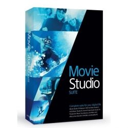 SONY VEGAS Movie Studio 13 Suite (Minibox) Bild0