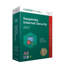 Kaspersky Internet Security 2017 2 Geräte Limited Edition (Code in a Box) Bild0