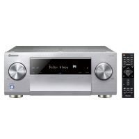 Pioneer SC-LX501 7.2 AV Receiver 4K Airplay Bluetooth WiFi Dolby Atmos silber