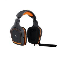 Logitech G231 Prodigy Gaming Headset Orange 981-000627