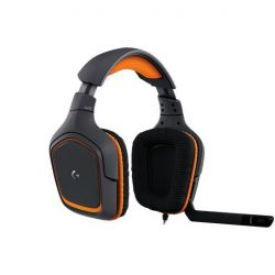 Logitech G231 Prodigy Gaming Headset Orange 981-000627 Bild0