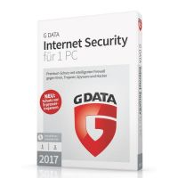 G DATA Internet Security 2017 1 PC (Minibox)