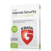 G DATA Internet Security 2PC + 2 Android 2017 (Minibox)