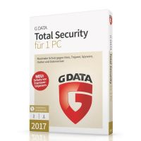 G DATA Total Security 2017 1 PC (Minibox)