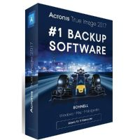 Acronis True Image 2017 3 Computer - Minibox