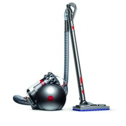 Dyson Cinetic Big Ball Animalpro Staubsauger ohne Beutel EEK E nickel Bild0