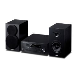 Yamaha MCR-N470D PianoCraft Multiroomsystem, Spotify, AirPlay, DAB+ schw./schw. Bild0