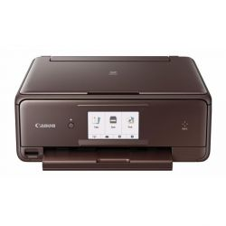 Canon PIXMA TS8053 brown Multifunktionsdrucker Scanner Kopierer WLAN Bild0