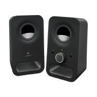 Logitech Z150 Multimedia Soundsystem schwarz 3,5mm Klinke