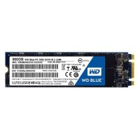 WD Blue SSD 500GB SLC/TLC SATA 6Gb/s M.2 2280
