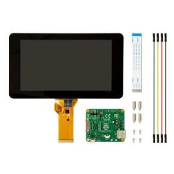 "Raspberry Pi 7"" Touch Screen LCD Bild0"