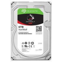 Seagate IronWolf NAS HDD ST6000VN0041 - 6TB 7200rpm 128MB 3.5zoll SATA600