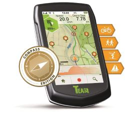 TEASI one³ Extend Outdoor-Navigation Bild0